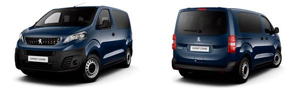 Modelo Peugeot Traveller Combi Active