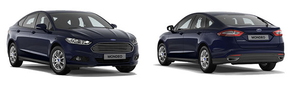 Modelo Ford Mondeo Berlina Business