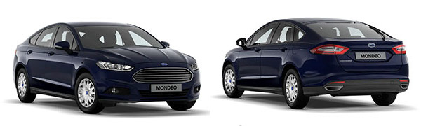 Modelo Ford Mondeo Berlina Trend