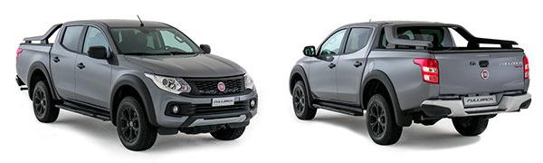 Modelo Fiat Professional Fullback Pickup Doble Cabina 4p Cross