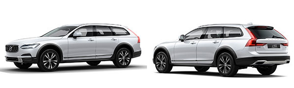 Modeloa Volvo V90 Cross Country -