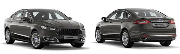 Modelo Ford Mondeo Sedán Vignale HEV