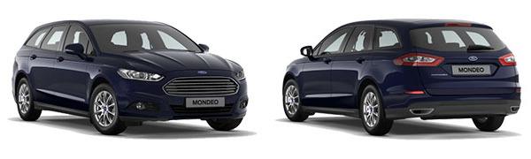 Modelo Ford Mondeo Sportbreak Titanium