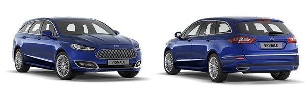 Modelo Ford Mondeo Sportbreak Vignale