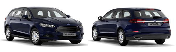 Modelo Ford Mondeo Sportbreak Trend