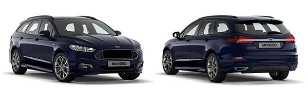 Modelo Ford Mondeo Sportbreak ST Line