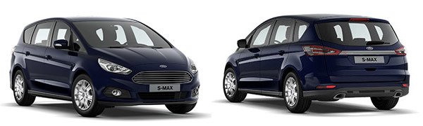 Modelo Ford S-Max Trend