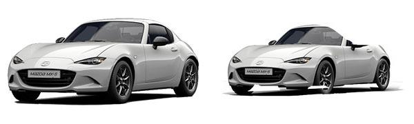 Modelo Mazda MX-5 RF Evolution