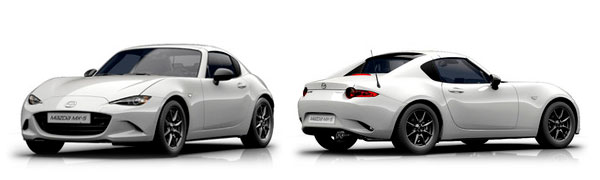 Modelo Mazda MX-5 RF Evolution