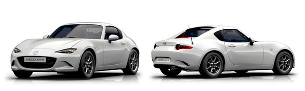 Modelo Mazda MX-5 RF 30 Aniversario