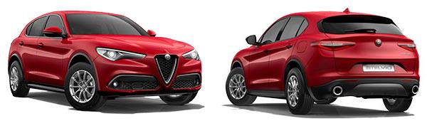 Modelo Alfa Romeo Stelvio Stelvio