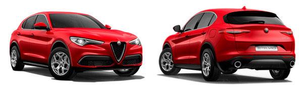 Modelo Alfa Romeo Stelvio Executive