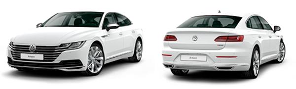 Modelo Volkswagen Arteon Elegance
