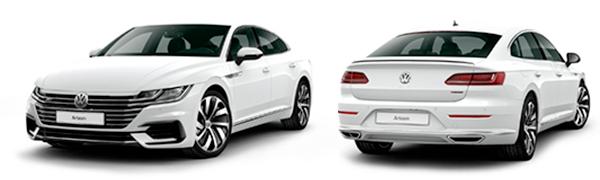 Modelo Volkswagen Arteon R-Line