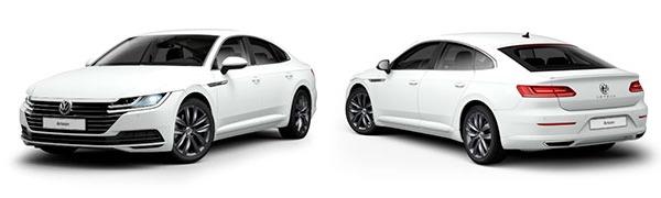 Modelo Volkswagen Arteon -