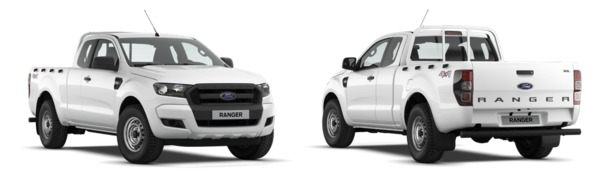 Modelo Ford Ranger Super Cab XL