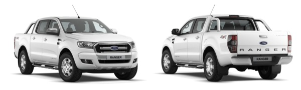 Modelo Ford Ranger Doble Cabina XLT Limited