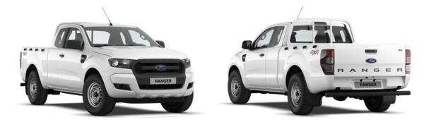 Modelo Ford Ranger Cabina Sencilla XL