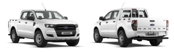 Modelo Ford Ranger Doble Cabina XL