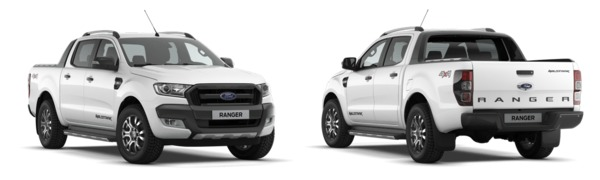 Modelo Ford Ranger Doble Cabina Wildtrak