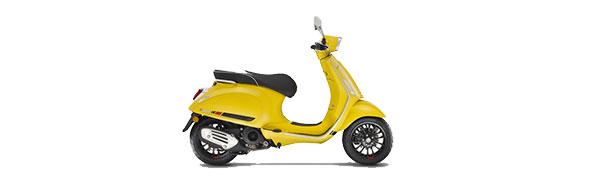 Modelo Vespa Sprint 125 Sport