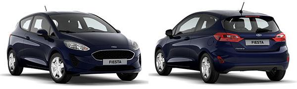 Modelo Ford Nuevo Fiesta 3p Trend