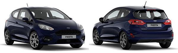 Modelo Ford Nuevo Fiesta 3p ST Line