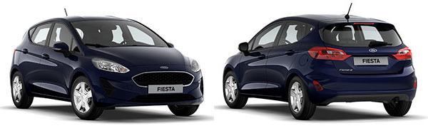 Modelo Ford Nuevo Fiesta 5p Trend