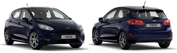 Modelo Ford Nuevo Fiesta 5p ST Line