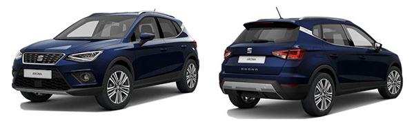 Modelo Seat Arona Xcellence Edition