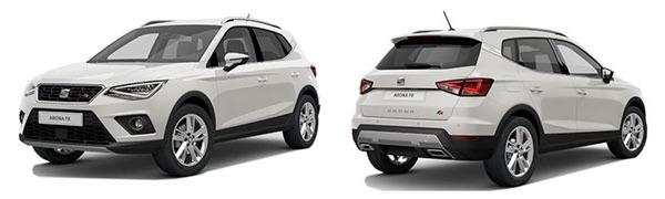 Modelo Seat Arona FR Edition