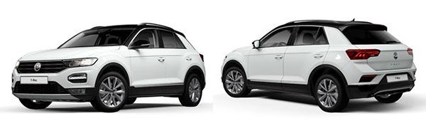 Modelo Volkswagen T-Roc Advance Style