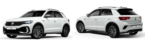 Modelo Volkswagen T-Roc R
