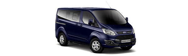 Modelo Ford Tourneo Custom Trend