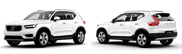 Modelo Volvo XC40 Business Plus