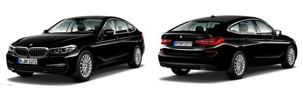 Modelo BMW Serie 6 Gran Turismo -