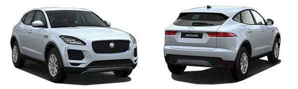 Modelo Jaguar E-Pace -