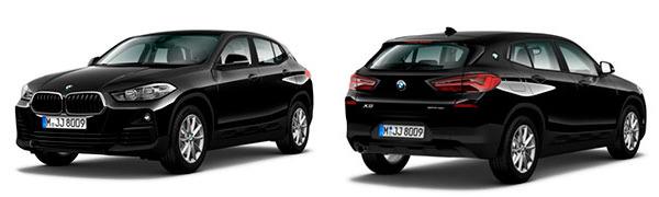 Modelo BMW X2 -