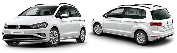 Modelo Volkswagen Nuevo Golf Sportsvan Advance