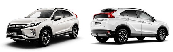 Modelo Mitsubishi Eclipse Cross Spirit