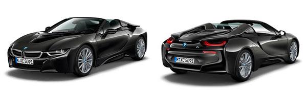 Modelo BMW i8 Roadster -