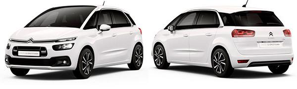 Modelo Citroën C4 Spacetourer Feel