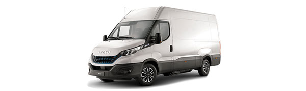 Modelo Iveco Daily Blue Power Furgón Blue Power