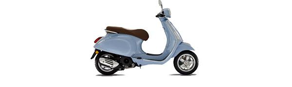 Modelo Vespa Primavera 125 -