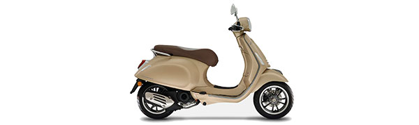 Modelo Vespa Primavera 125 Sport