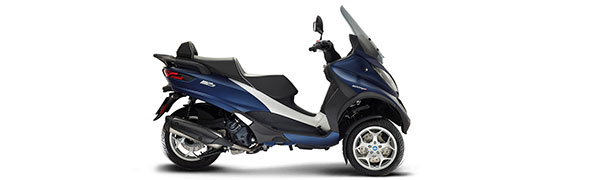 Modelo Piaggio MP3 500 HPE Business