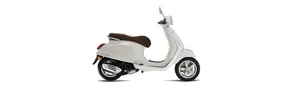Modelo Vespa Primavera 50 -