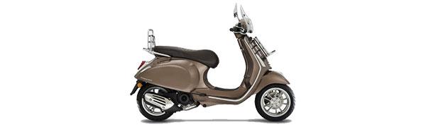 Modelo Vespa Primavera Touring 50 -
