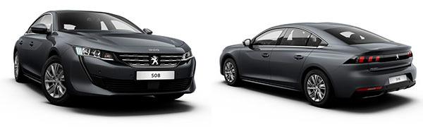 Modelo Peugeot Nuevo 508 Business Line