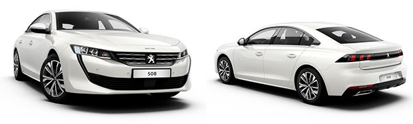 Modelo Peugeot Nuevo 508 Allure
